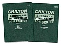 Chilton European Service Manual 2 Volume Set