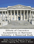 Effects of Convective Asymmetries on Hurricane Intensity: A Numerical Study