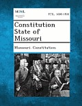 Constitution State of Missouri