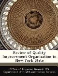Review of Quality Improvement Organization in New York State