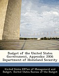 Budget of the United States Government, Appendix: 2006 Department of Homeland Security