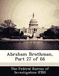 Abraham Brothman, Part 27 of 66
