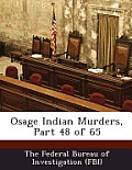 Osage Indian Murders, Part 48 of 65