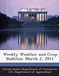 Weekly Weather and Crop Bulletin: March 2, 2011