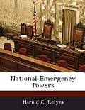 National Emergency Powers