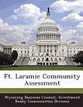 Ft. Laramie Community Assessment