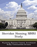 Sheridan Housing Nmri Study