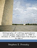 Bibliography of Well-Log Applications; Annual Update, September 1, 1990 to October 1, 1991: Usgs Open-File Report 91-588-A