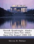 Umnak Quadrangle, Alaska Resource Data File: Usgs Open-File Report 2000-118