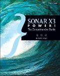 Sonar X3 Power!: The Comprehensive Guide (Power!)