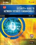 Security+ Guide To Network Security Fundamentals (5TH 16 Edition)