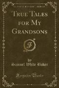 True Tales for My Grandsons (Classic Reprint)