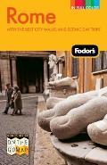 Fodors Rome 8th Edition