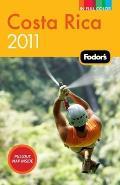 Fodors Costa Rica 2011