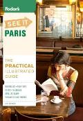 Fodors See It Paris 4th Edition