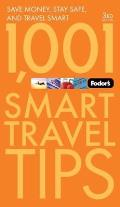 Fodors 1001 Smart Travel Tips 3rd Edition