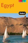 Fodor's Egypt #4: Fodor's Egypt, 4th Edition Cover