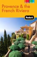 Fodors Provence & the French Riviera 9th Edition