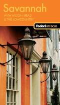 Fodor's in Focus Savannah: With Hilton Head & the Lowcountry (Fodor's in Focus Savannah) Cover