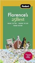 Fodors Florences 25 Best 8th Edition