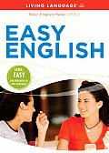 Easy English: Basic English Made Simple [With Paperback Book]