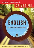 Drive Time English: Intermediate Level (Drive Time) Cover