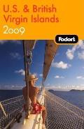 Fodors U S & British Virgin Islands 2009