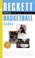 Official 2009 Price Guide To Basketball Cards