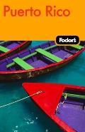 Fodors Puerto Rico 5th Edition