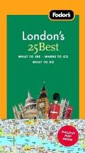 Fodors Londons 25 Best 8th Edition