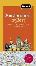 Fodors Amsterdams 25 Best 7th Edition