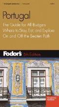 Fodors Portugal 6th Edition