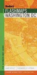 Fodors Flashmaps Washington DC 6TH Edition