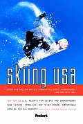 Fodors Skiing Usa 4TH Edition