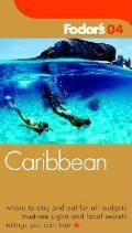 Fodors Caribbean 2004