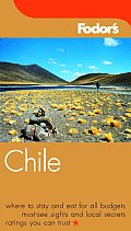 Fodors Chile 2nd Edition