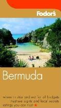 Fodors Bermuda 24th Edition