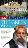 Fodors Exploring the Greek Islands 3RD Edition
