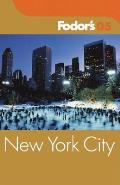 Fodor's New York City 2005 (Fodor's New York City) Cover