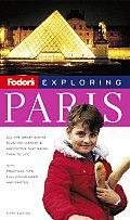 Fodors Exploring Paris 6TH Edition