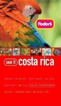 Fodor's See It Costa Rica