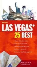 Fodor's Las Vegas' 25 Best, 1st Edition