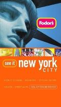 Fodors See It New York City 2nd Edition