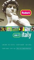 Fodors See It Italy 2nd Edition