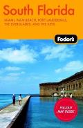 Fodors South Florida 6th Edition