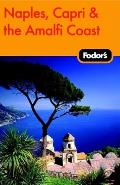 Fodors Naples Capri & the Amalfi Coast With Pullout Map