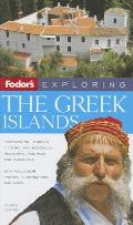 Fodor's Exploring the Greek Islands (Fodor's Exploring Greek Islands)