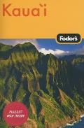 Fodors Kauai 1st Edition