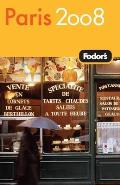 Fodors Paris 2008