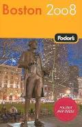 Fodors Boston 2008